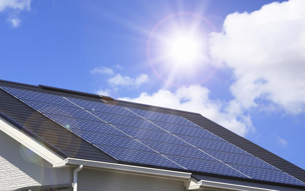 事業内容:住宅用太陽光発電・蓄電システム